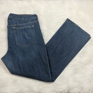 Old Navy Diva Boot Cut Jeans Size 18 Long
